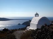 Hike to Oia, Santorini